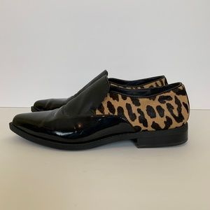 Sam Edelman | Slip-on Loafers with Faux Fur